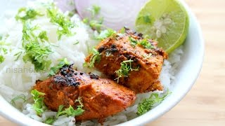 Tandoori Chicken Recipe For Weight Loss - Non Veg Indian Diet Plan - Meal Plan To Lose Weight Fast