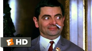 Bean (1/12) Movie CLIP - Blowing His Nose (1997) HD
