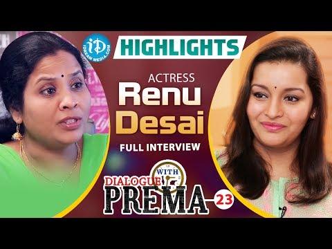 Xxx Mp4 Actress Renu Desai Exclusive Interview Highlights Dialogue With Prema Celebration Of Life 3gp Sex