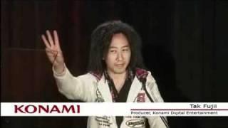 E3 2010 Konami - Tak Fujii and his ONE MILION TROOPS