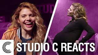 Studio C Reacts: Lady Shadow