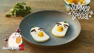 Angry Birds 2 | Cooking Matilda Mozzarella - Summer Special