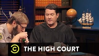 The High Court - Right Into the Gully