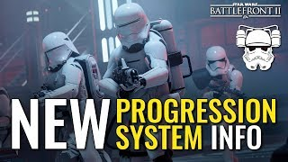 New Progression System Info! - Star Wars Battlefront 2 - Coming March 21st