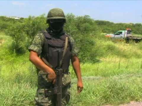 Militares agreden a reporteros de Nuevo Laredo 13 de Julio