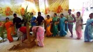 Traditional Santal Dance