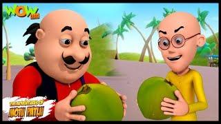 Motu Ka Business - Motu Patlu in Hindi - 3D Animation Cartoon -As on Nickelodeon