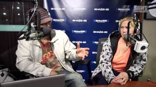 Amy Schumer's Funny Thoughts on Male Ejaculation on Sway in the Morning