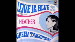 HEATHER & The Thunderbirds - GREEN TAMBOURINE