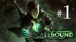 Scalebound - Walkthrough Gameplay Part 1 [XBOX ONE]