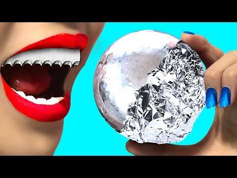 Xxx Mp4 HOT THÁCH LÀM QUẢ BANH BẠC NHẬT BẢN CỰC KHÓ Japanese Aluminum Foil Ball 3gp Sex
