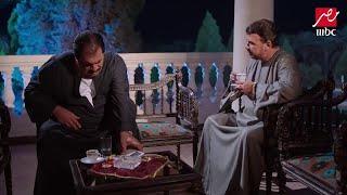 سلسال الدم - هارون يهدد حمدان بسببهيما ويحي