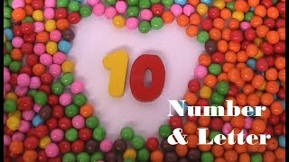 Learn Number and Letter For Kids [Smart kids Video]