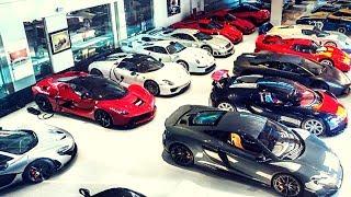 Bill Gates Car Collection ✸ $5,100,000 Million Car Collection ✸ 2018