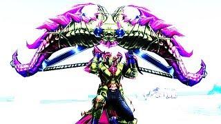 【MHF-Z】超重量級×磁力!新武器種『マグネットスパイク(磁斬鎚)』アクションまとめて紹介!【マグスパ】【モンハンフロンティアZ】