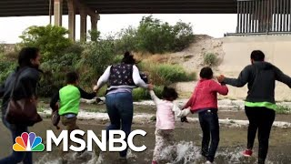 Trump Administration Adding Rule To Deny Asylum-Seekers At Southern Border   Velshi & Ruhle   MSNBC