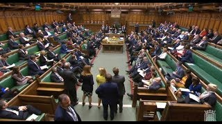 Emergency debate on military intervention in Syria - watch live
