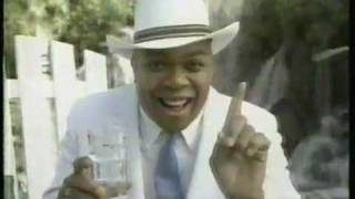 ' 7 UP Soft Drinks' [ 06 ] (1983) TV Commercial feat. Geoffrey Holder