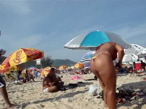 praia mole Floripa