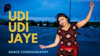 Udi Udi Jaye dance easy | Raees | srk | Bollywood Garba Official choreography | Drashti Pandit |
