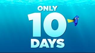 Disney/Pixar's Finding Dory  - In Theatres in TEN DAYS in 3D!