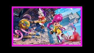 Breaking News | Ninjala Preview - E3 2018