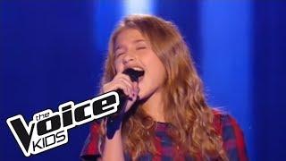 The Voice Kids 2016 | Lou - Carmen (Stromae) | Blind Audition