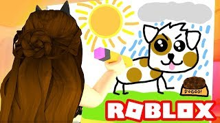 DRAW MY THING IN ROBLOX! CAN YOU GUESS THE DRAWING?