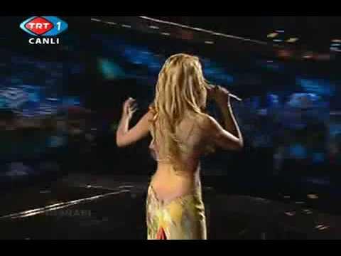 Hasheket Shenish ar Shiri Maimon Eurovision 2005 Israel