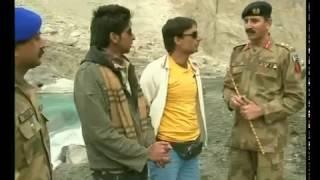 Col Arif Shaeed with Safar hai Shart Team.flv