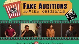 Navika Factory #5 | Fake FILM Auditions | Kasyap Sreenivas | Durga Vara Prasad | Kaushik Gantasala