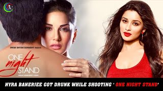 Nyra Banerjee Got Drunk While Shooting ' One Night Stand'