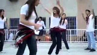 رقص طلاب جامعه اغنيه كلب كلب