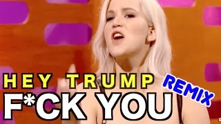 Jennifer Lawrence - Hey Trump, Fuck You ! (Stard Ova Fun Remix)