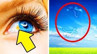 """10 أشياء خطيرة """" تخبرنا بها عينيك عن صحتك""""  .. !!"""