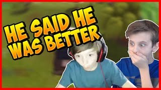 H1ghsky1 Said He Was Better Than Sceptic!