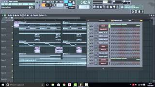 DVBBS & Shaun Frank ft. Delaney Jane - La La Land (FL Studio Remake + FLP & Presets)