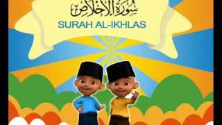 Upin Ipin Mengaji Surah Al Ikhlas Untuk Kanak kanak Versi Upin & Ipin
