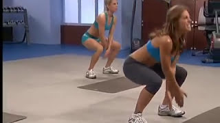 Jillian Michaels  6 Week Six Pack Abs Workout  Level 1