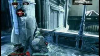 Gear of War 2 Headshot Montage #2 By TODDDY 2 HOTTTY