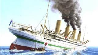 Titanic Britannic Poseidon Estonia Sinking