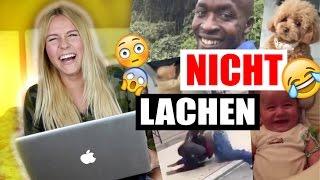 NICHT LACHEN ! Challenge + Bestrafung | Dagi Bee