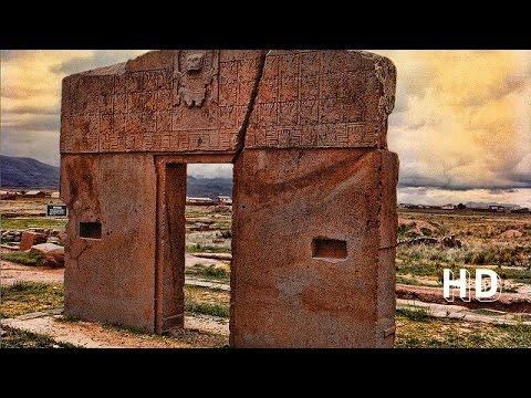 El Secreto de la Puerta del Sol en Bolivia Puerta Dimensional del Dios Viracocha