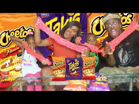 Xxx Mp4 HOT CHEETOS SLIME VS TAKIS SLIME DIY Super Crunchy Cheetos Slime 3gp Sex