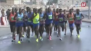 Riyadh marathon 21Km 2018 highlights