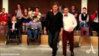 Matt Bomer singing- GLEE