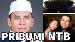 Penuturan Gubernur NTB  Muhammad Zainul Majdi Terkait PRIBUMI STEVEN HADISURYA SULISTYO