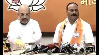 Ex MP Brijesh Pathak of BSP joins BJP