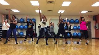 "Zumba with MoJo: ""Hurtin' Me"" ft. French Montana by Stefflon Don"
