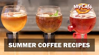 Espresso Tonic Recipe From My Cafe And JS Barista Training Center
